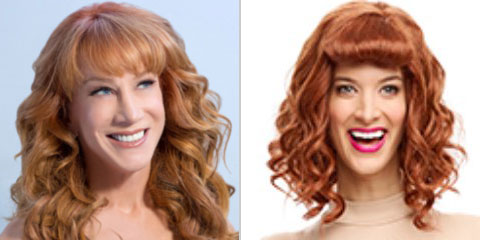 Kathy Griffin vs Irritabelle