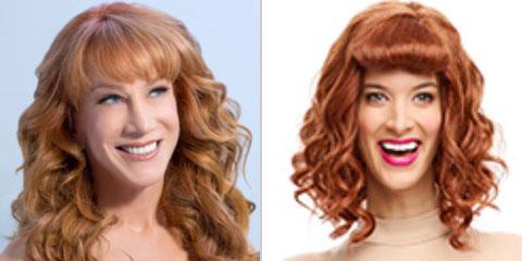 Kathy Griffin vs Irritabelle