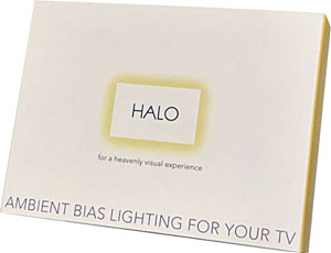 Halo packaging