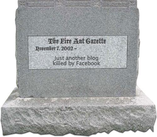 Photo - Headstone