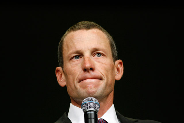 Photo - Lance Armstrong