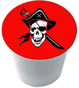 Pirated K-Cup