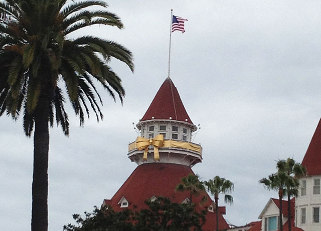 Photo of the Del Coronado