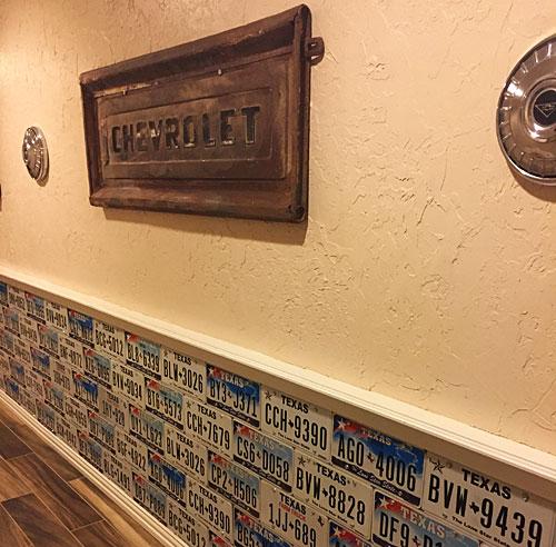 Photo - Red River Station Inn front desk