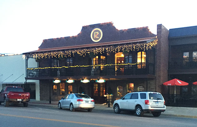 Photo - Red River Station Inn and street parking