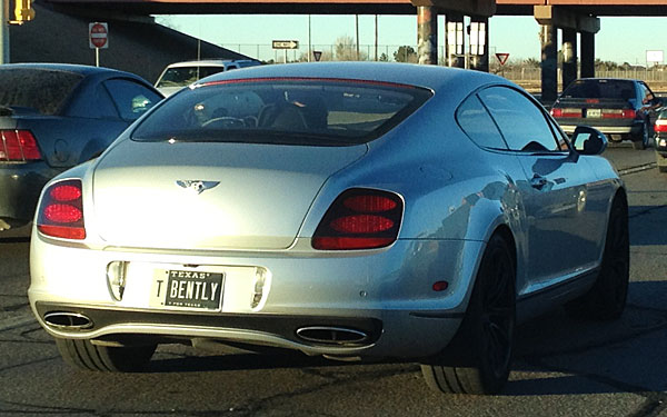 Photo - Bentley Continental GT