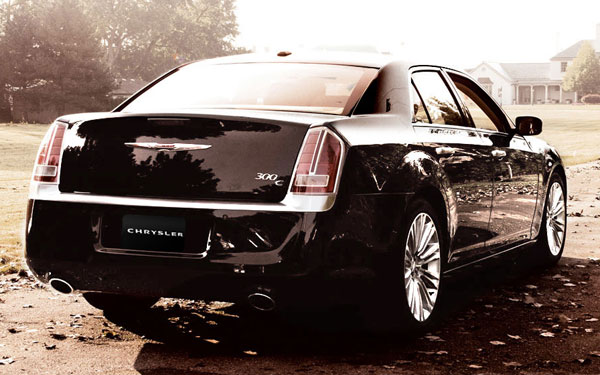 Photo - Chrysler 300