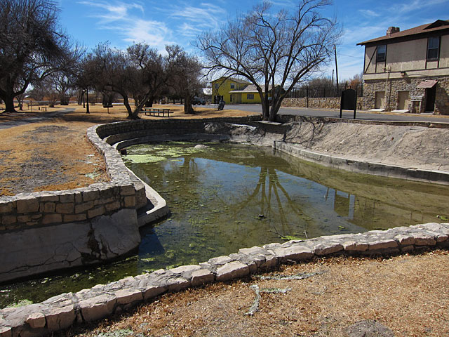 Tracking Comanche Springs In Fort Stockton The Fire Ant Gazette A Texas Hill Country Blog