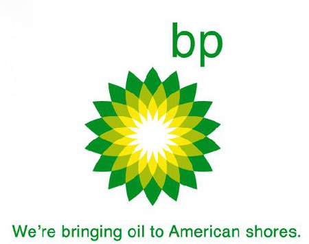 Fake BP Logo