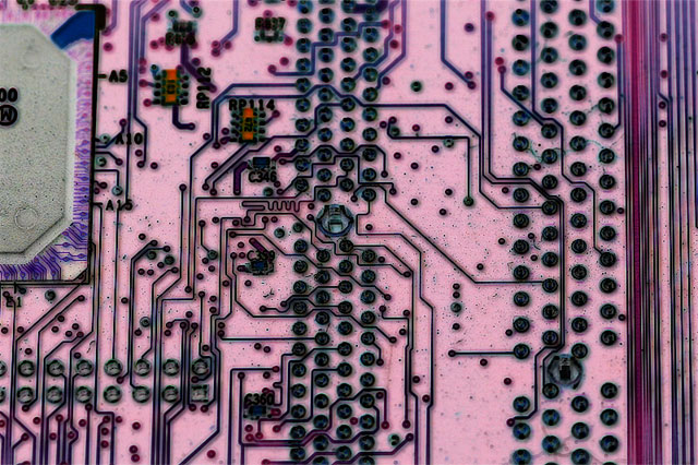 Photo - Circuit board