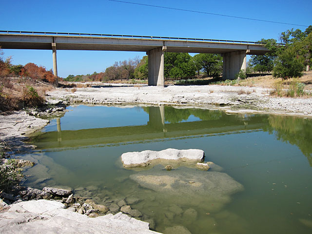 Drought and the san saba river the fire ant gazette a for San saba