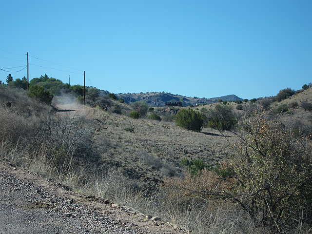 Photo of ranch road