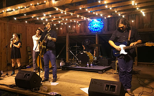 The Merles at Luckenbach