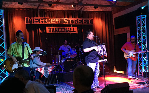 Tejas Brothers at Mercer Street Dance Hall