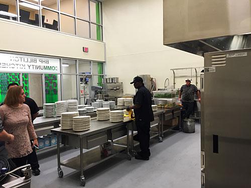 BHP Billiton Community Kitchen
