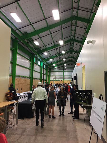 West Texas Food Bank's Midland Facility - Volunteer Center