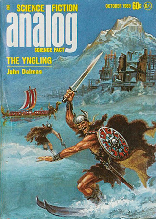 Cover - October, 1969