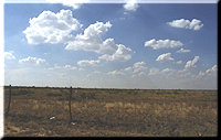 West Texas horizon